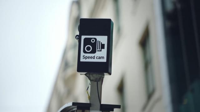 スピードカメラ