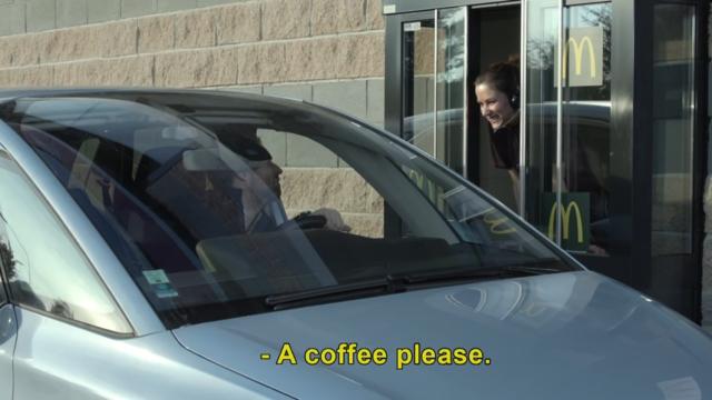 買ったのはコーヒーだけ