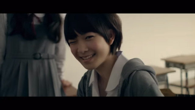 資生堂「High School Girl?メーク女子高生のヒミツ」動画の仕掛けがすごい!