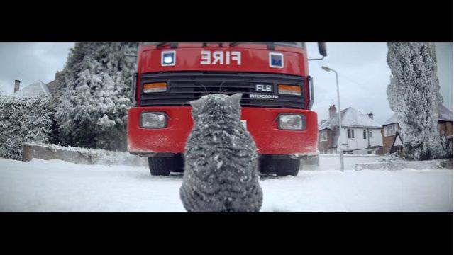 クリスマス商戦向けの動画広告