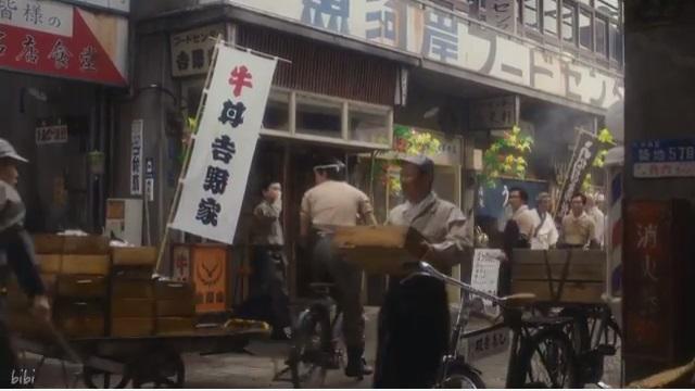 吉野家「100周年」築地第1号店をモチーフにした新たな動画広告戦略