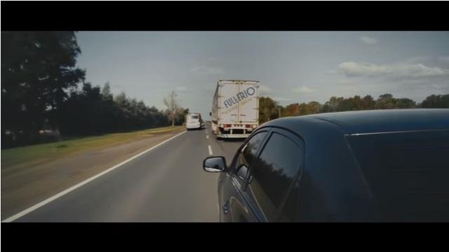なるほど!SAMSUNGの追い越し事故防止システムのアイデアが画期的な動画広告