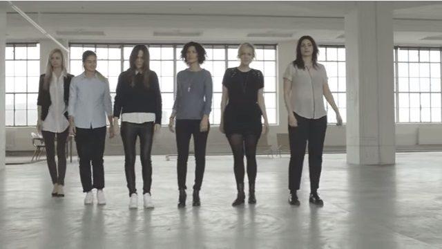 ジュエリーメーカー「パンドラ」の動画広告