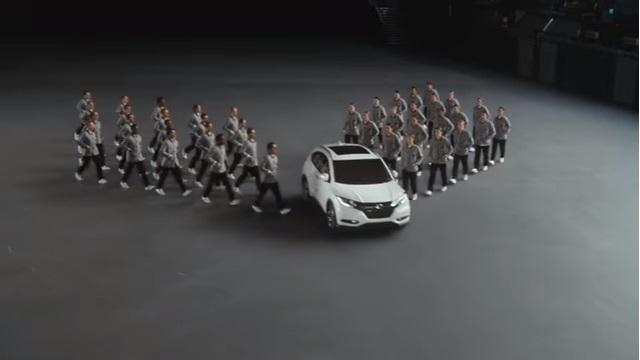 ホンダ「HR-V」のセンスの良さを感じさせるブランディング動画は一見の価値あり!