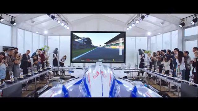 登場したレーシングカー
