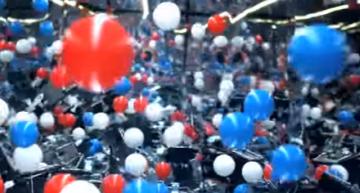 ピンポン玉が商品イメージ?アーティスティックさを感じさせるPEPSI MAXのブランディング動画