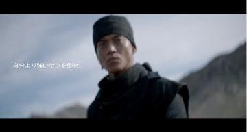 ペプシのブランディング動画に登場する小栗旬が扮した「桃太郎」がカッコ良すぎ!