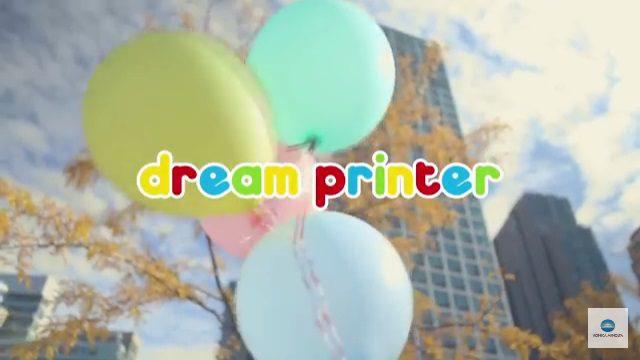 dream printer / コニカミノルタ